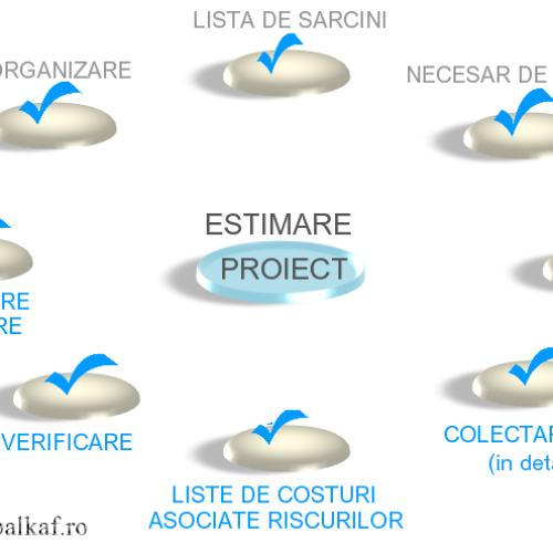 Estimarea unui proiect